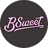 B Sweet Circle Themed Web Logos 2020-Pin
