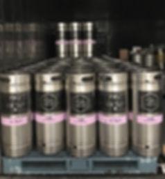 B Sweet Nitro Coffee Kegs
