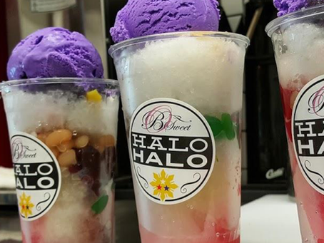 Our Halo Halo Is Back!