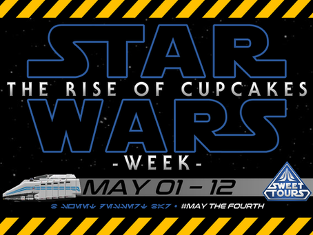 Star Wars Week Is Back! #MAYTHE4TH