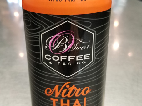 Nitro Thai Tea Cans are here!