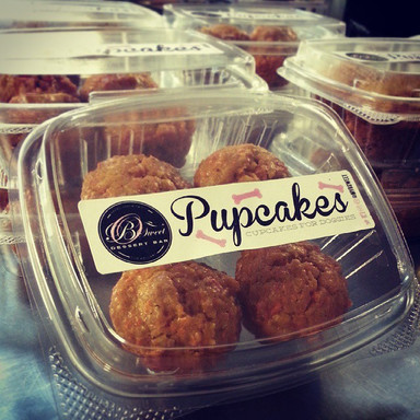 Pupcakes (For Dogs)