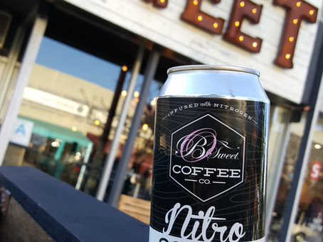 LA's First Nitro Coffee Cans Are Here!