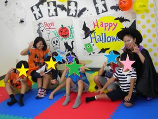 Halloween Partyをしました★