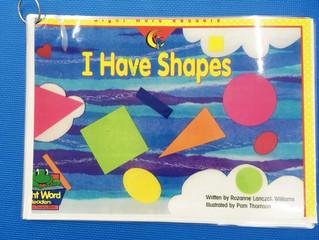 英語 Shapes
