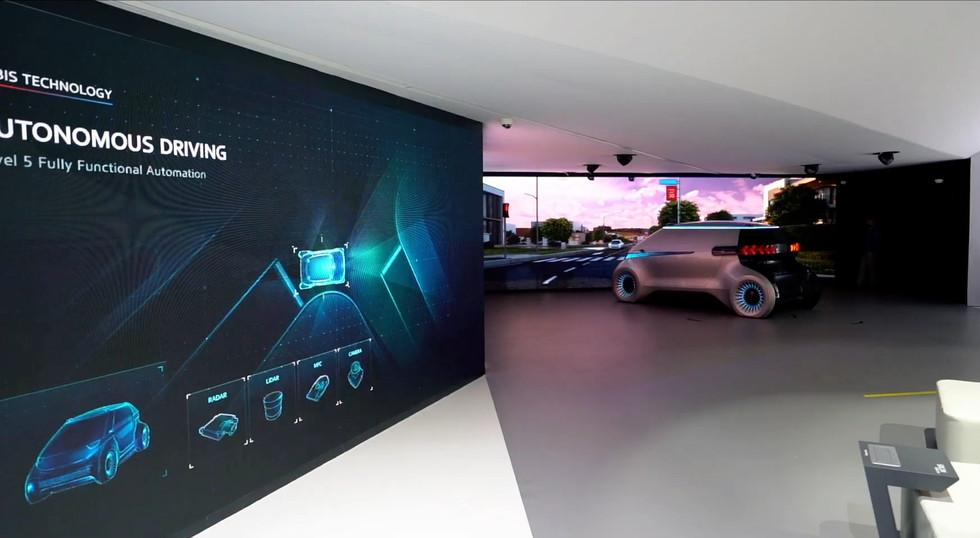CES 2019 Hyundai MOBIS