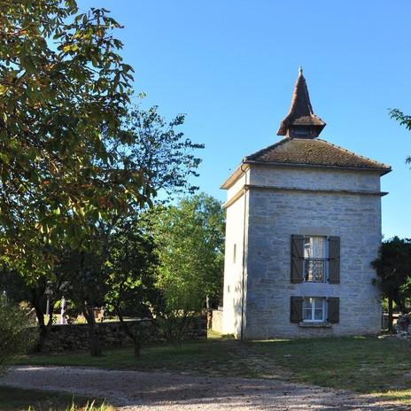 Pigeonnier - Domaine de Fangal