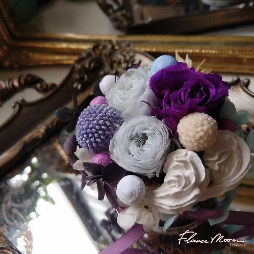 Cupcake Flower - 3oz Omakase style
