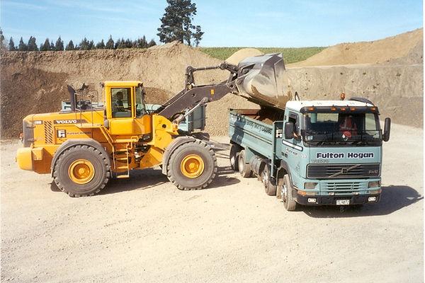 Fulton Hogan quarry