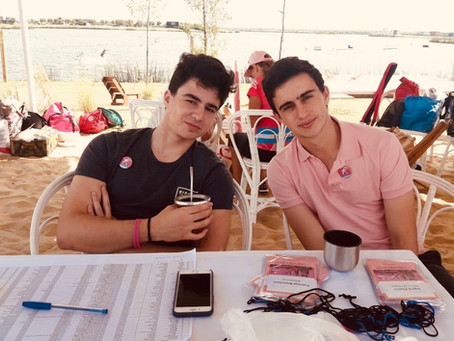 Rosas del Plata celebrate the 2nd Argentina Pink meeting as seen through the eyes of a 17-year-old