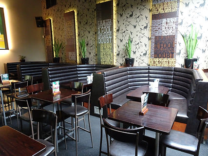 Commercial fit-outs, bar and restaurant furniture