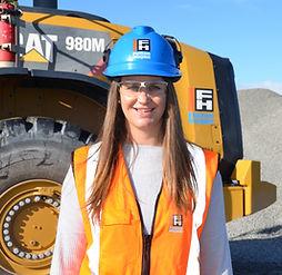 Fulton Hogan Quarry worker