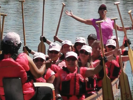 News from Chile: Paddling for life is our motto