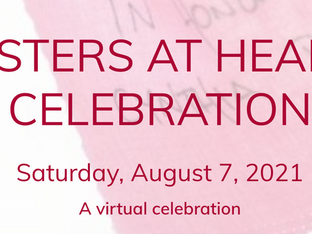 Sisters at Heart Celebration