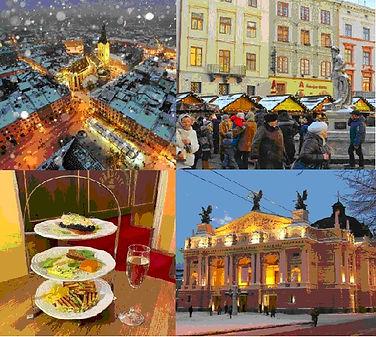 Приглашаем отметить Новый Год в Сходнице!   «Релакс-тур в Сходницу» — отель «Під лісом»