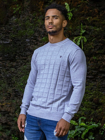Mens Designer Stern Comfortable Knit Sweatshirt