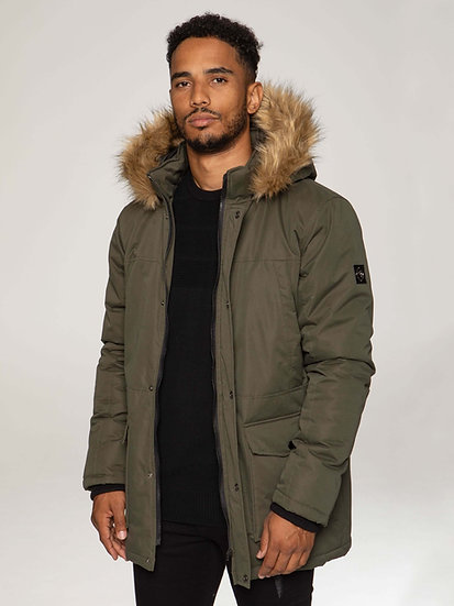 ETO | Mens Designer Space Parka Jacket