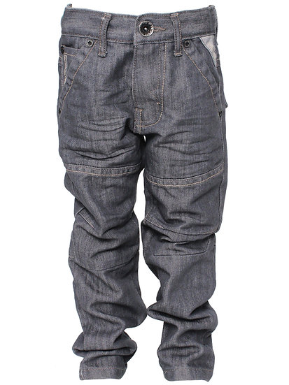 Babies Grey Straight  Fit Denim Jeans