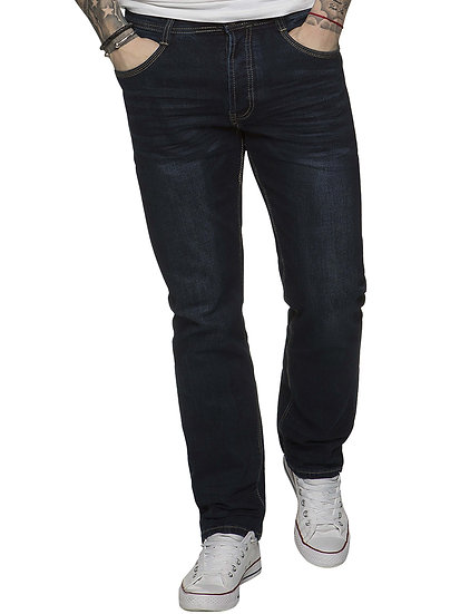 ETO | Men's Designer Tapered Fit Stretch Denim Jeans