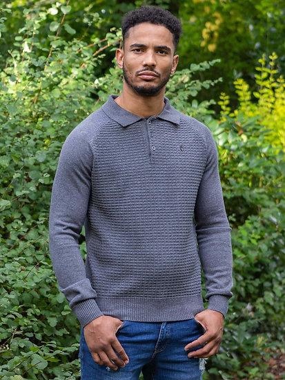 ETO | Mens Designer Demand Polo Sweatshirt