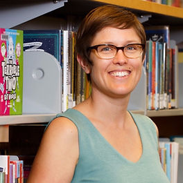 Jamie June is a tireless advocate for libraries and for early literacy.