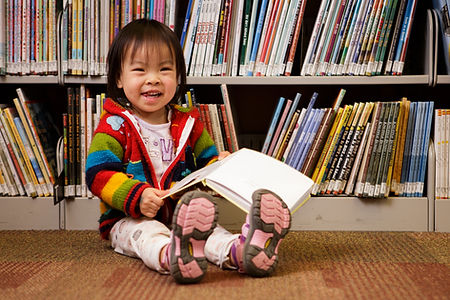 Multnomah County Library offers early literacy programs and materials in 20 languages, helping children and families see themselves in the books they read.