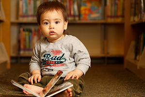 Early literacy starts long before a chil