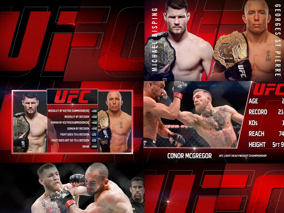 UFC Style Frames