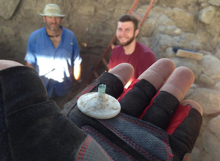 Reports from the field: Day 4 @ El Araj
