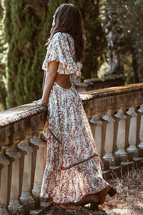 Summer Rhapsody Dress