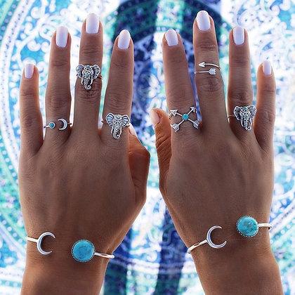 Gypsy Rings Set