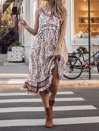 Wonderland Ruffle Dress