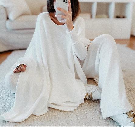 White Dreams Knit Set