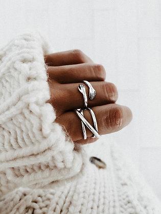 Wanderer 925 Silver Ring