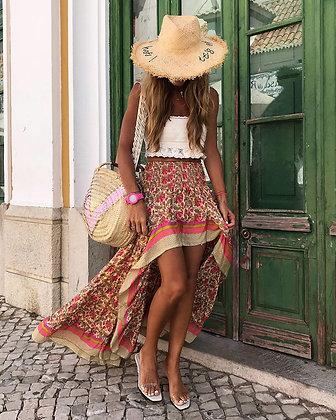Ibiza Assymetric Skirt