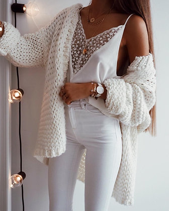 Starry Night Lace Top