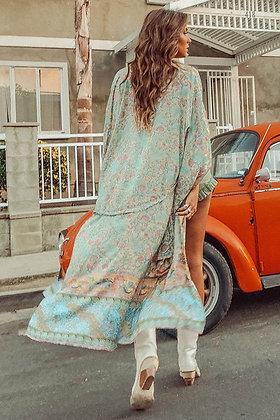 Oasis Maxi Kimono