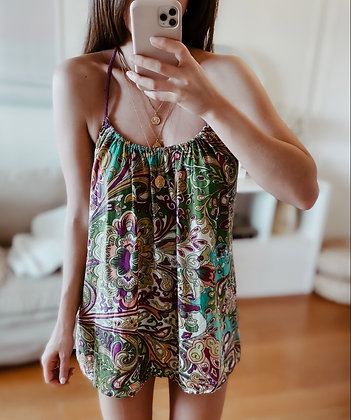 Tropical Vibe Top