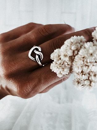 Loving 925 Sterling Silver Ring