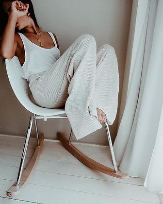 Ankle Length Knit Pants