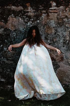 Boho Bride Maxi Dress