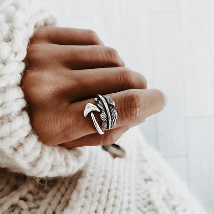 Cupid 925 Silver Ring