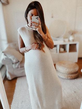 Pearl Maxi Knit Dress