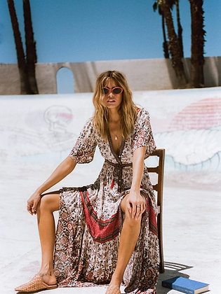 Isabella Maxi Dress