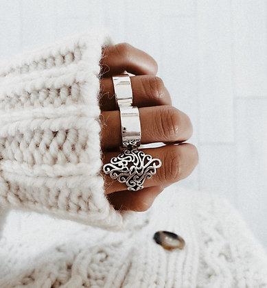 Chiara 925 Silver Ring