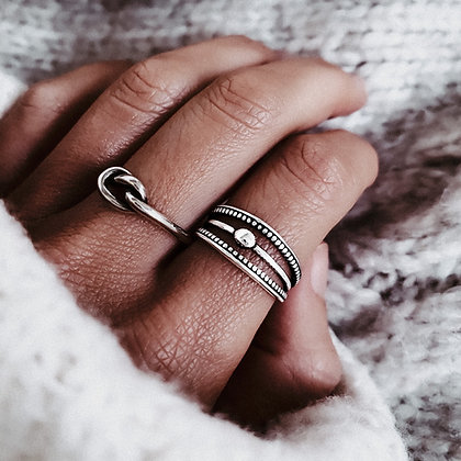 Virtue 925 Silver Ring