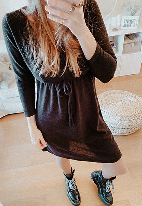 Knit Autumn Dress