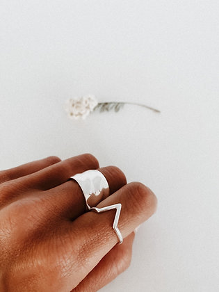 Miracle 925 Sterling Silver Ring
