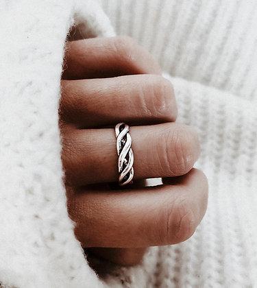 Rapunzel 925 Silver Ring