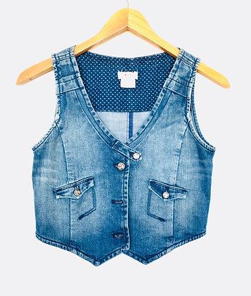 Grunge Jeans Jacket